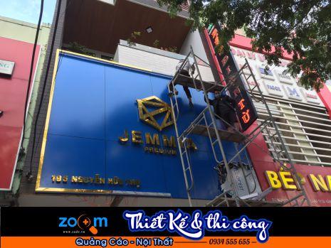 Thi công quảng cáo tại Đà Nẵng