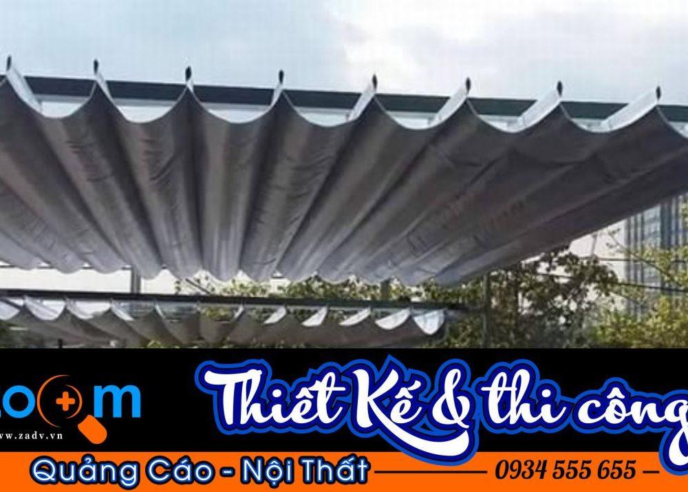 Thi công mái che chuyên nghiệp ở Đà Nẵng